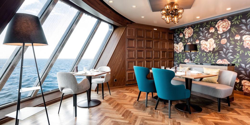 Vorgestellt Das Mein Schiff Restaurant Esszimmer Lieblingsgerichte