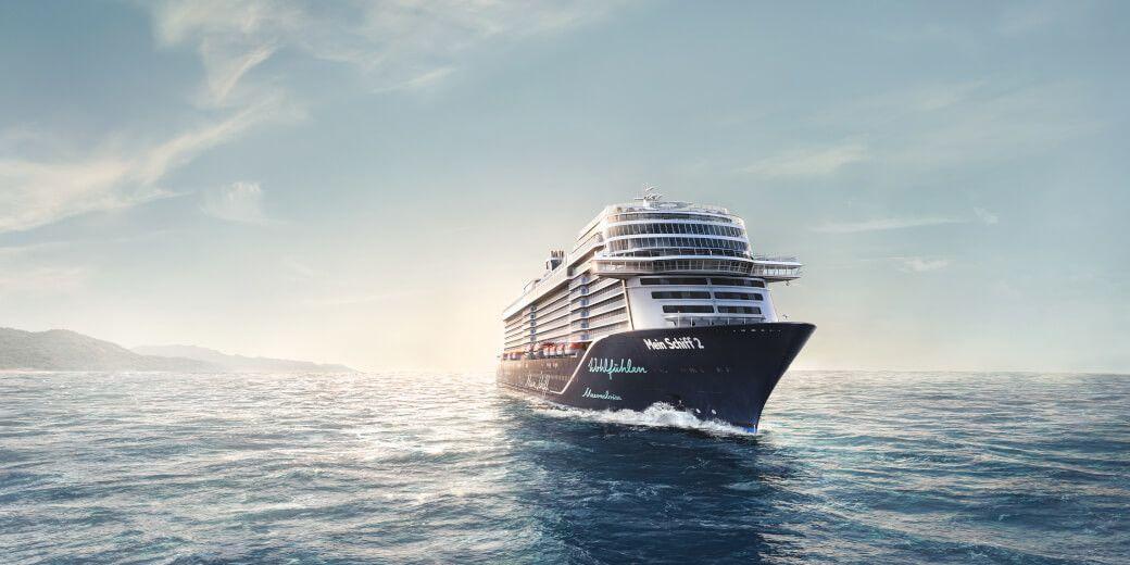 Die Neue Mein Schiff 2 Der Sechste Neubau Von Tui Cruises