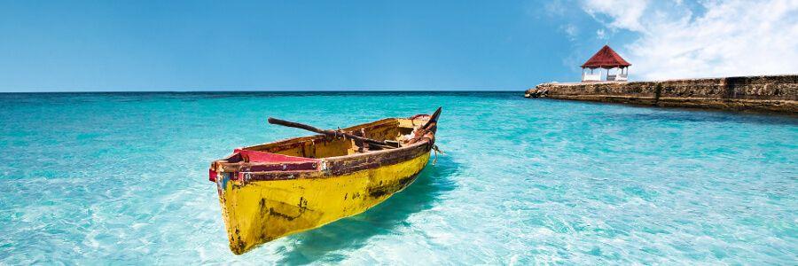 Jamaika Im Oktober